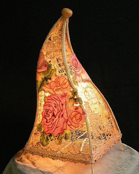 Mintook Vintage Table Lamp Shade In Moroccan Style With