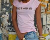 kinky brooklyn girl tshirt