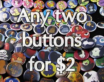 Any two buttons