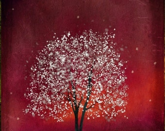 Ruby Sunset -- 16x20