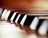 Photo of Piano Keys Entitled Keys - Fine Art Photo - 12 X 18
