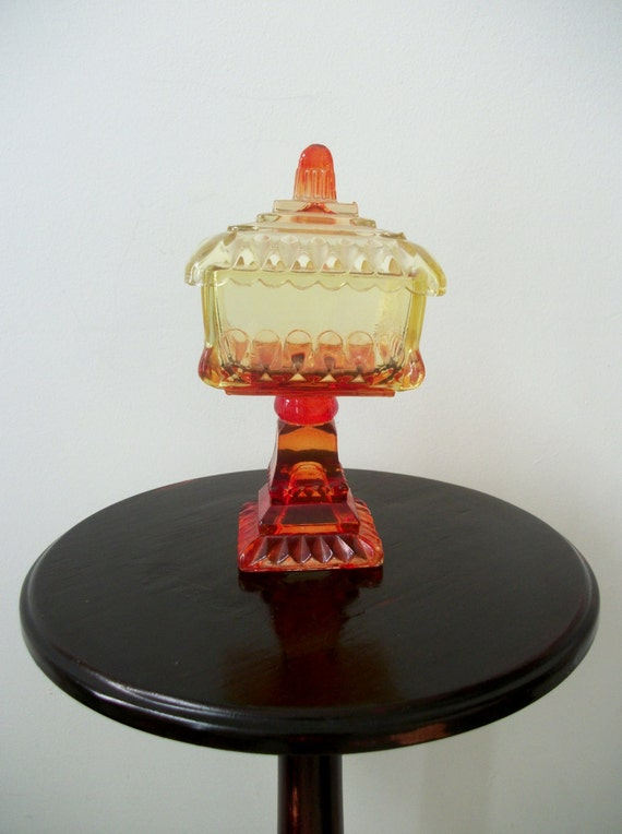 Vintage Candy Dish Bowl Gift Idea