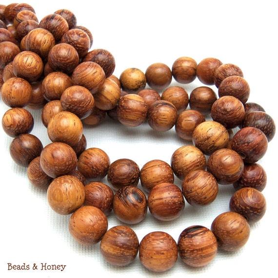 natural wood beads 1