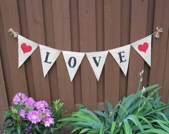 LOVE Banner  ..  Wedding  ...  Engagement