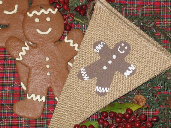 Gingerbread    ...  Christmas banner  ..  Holiday banner   ...  Cookies