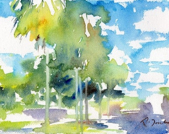 Florida No.8, limited edition of 50 fine art giclee prints