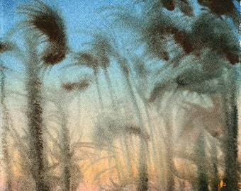Florida Trip No.35, limited edition of 50 fine art giclee prints