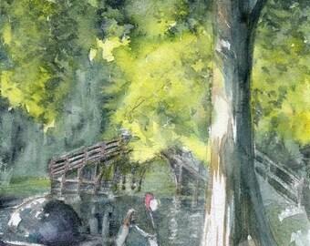 Worcester Sketchbook No.64, limited edition of 50 fine art giclee prints