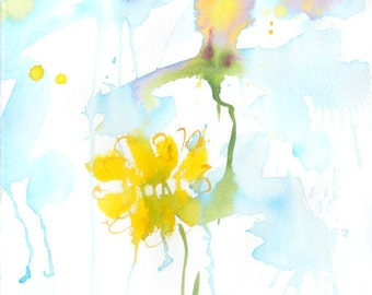 Fresh Pick No.242, 11x15 original watercolor