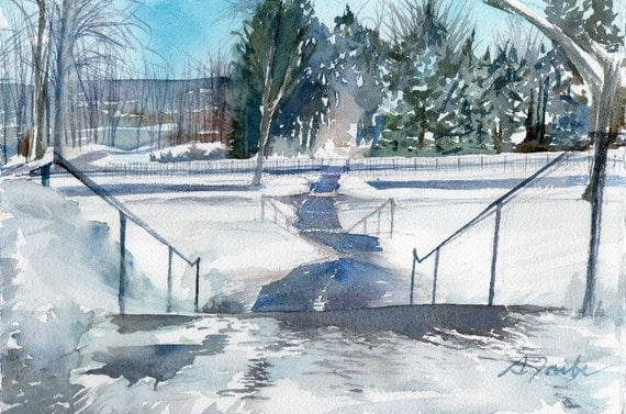 Worcester Sketchbook No.31, limited edition of 50 fine art giclee prints