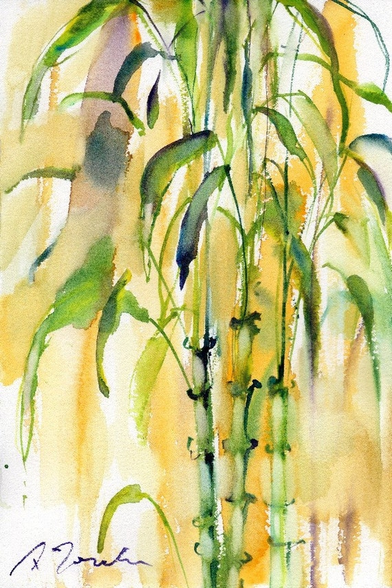 Florida Trip No.32, limited edition of 50 fine art giclee prints from my original watercolor