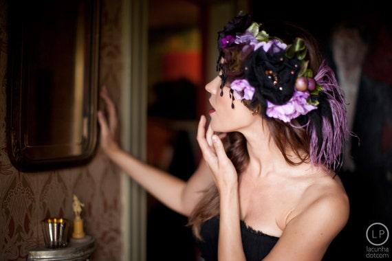 Reserved~ Spellbound, Art Nouveau Headdress