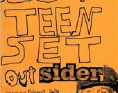 rochester teen set outsider issue one
