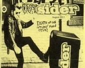issue 14 of rochester teen set outsider magazine