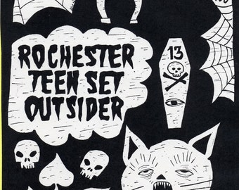 Issue 13 of Teen set