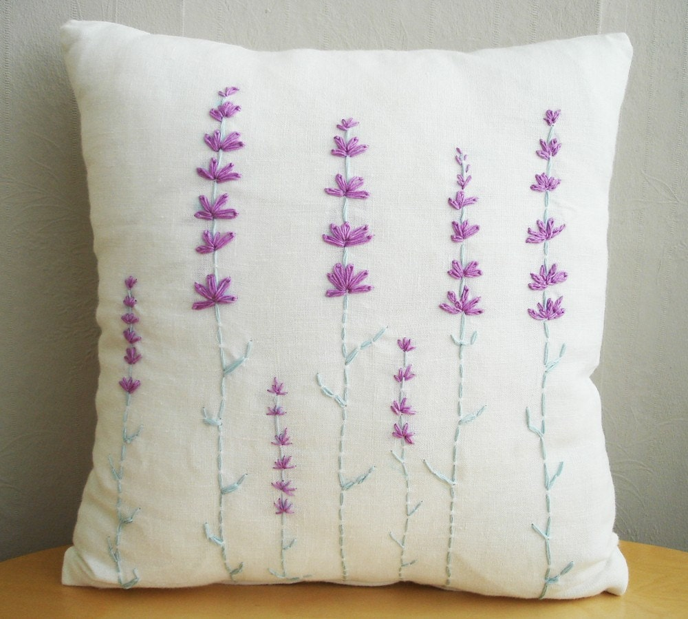 Cushion Cover Hand Embroidery Designs