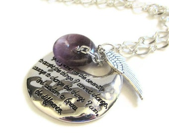 "Shop ""serenity prayer"" in Jewelry"