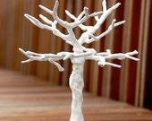 Miniature Nude Tree - (Bone White)