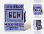 Casino Slot Machine Silicone Soap Mold ( Soap Republic )