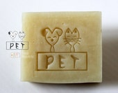 PET / Acrylic Soap Stamp ( Soap Republic )