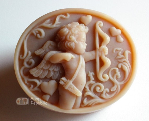 Cupid Silicone Soap Mold ( Soap Republic )