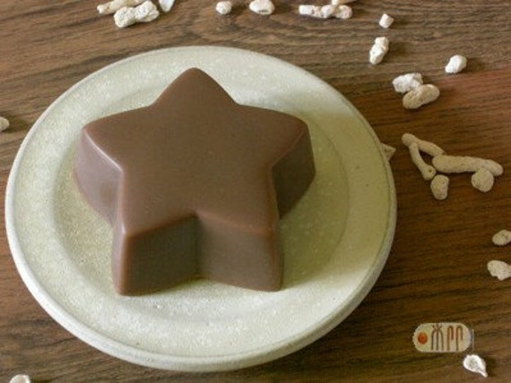 Star Shape Silicone Soap Mold ( Soap Republic )