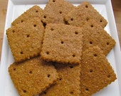 Handmade Graham Crackers