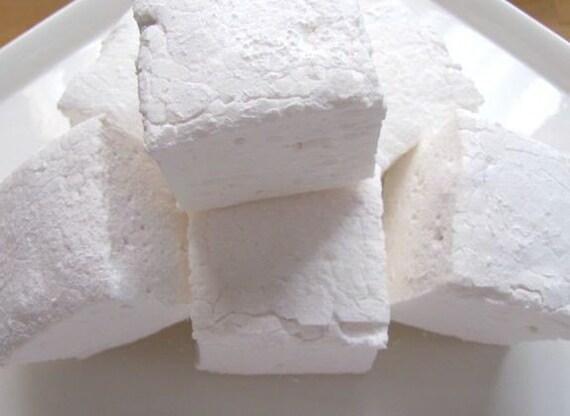 Handmade Gluten Free Gourmet Vanilla Marshmallows