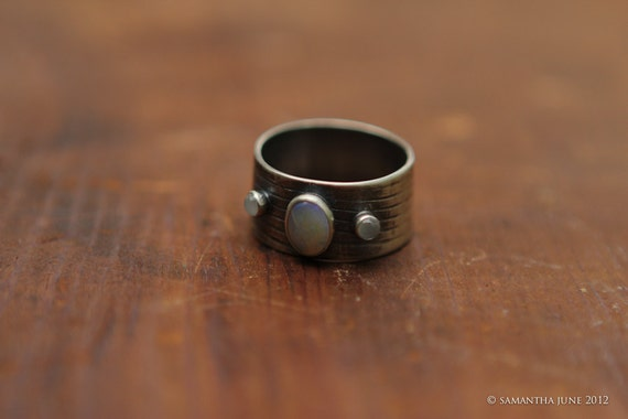 Opal Everyday Ring