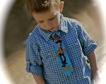Toy Story Woody Toddler Necktie