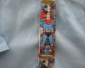 Boys Superman tie