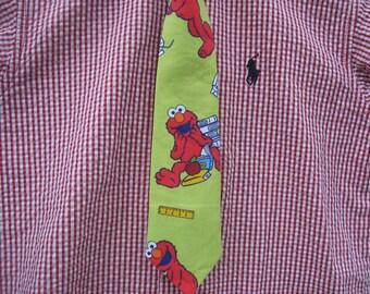 Elmo Necktie Boys