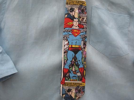 Boys Superman tie