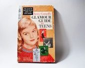 VINTAGE TEEN GUIDE: Betty Cornell's Glamour Guide for Teens.