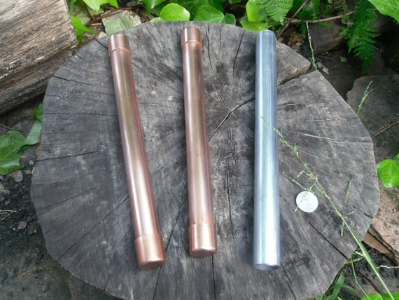Copper Zinc Bio Charge Body Healing Rods- Body Healing Pack