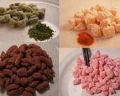 No.5 MOCHI Sampler Platter -Matcha-Chocolate Truffle-Cayenne Pepper-Vanilla-Vegan-Gluten Free