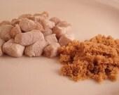 MOCHI Vanilla Brown Sugar Mochi Bits 8oz -Vegan-Gluten Free