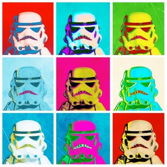 Warhol troops