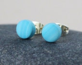 Ocean Earrings - Turquoise