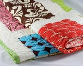 Gorgeous 12 Square Modern Quilt