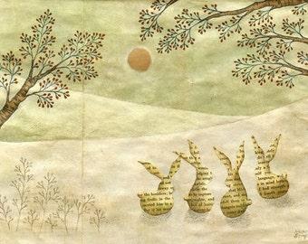 Moon wabi sabi No.3