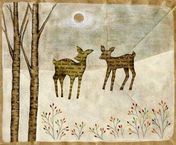 Winter Tale (Deer)