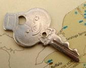 Vintage American Tourister Luggage Key