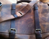 Perry Backpack, handmade leather bag, crossbody messenger backpack convertible, Large rucksack laptop bag hybrid, handmade backpacks by Aixa