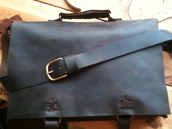 Nassau Satchel / Handmade Leather Satchel / Backpack Convertible Bag / Leather Messenger Bag / Brown Leather Briefcase / Custom Handmade Bag
