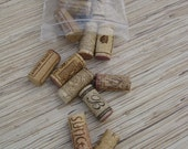 Oak Wine Corks, Upcycled Wine Corks, Eco Craft Supply, upcycle, repurpose, reuse, green