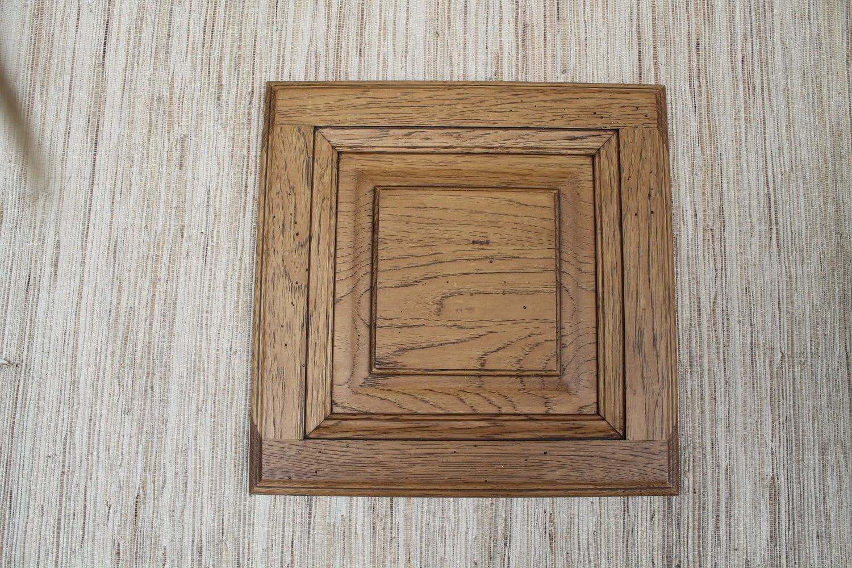 Reclaimed Wood Cabinet Door Wall Decor Diy Art By Thewoodenbee