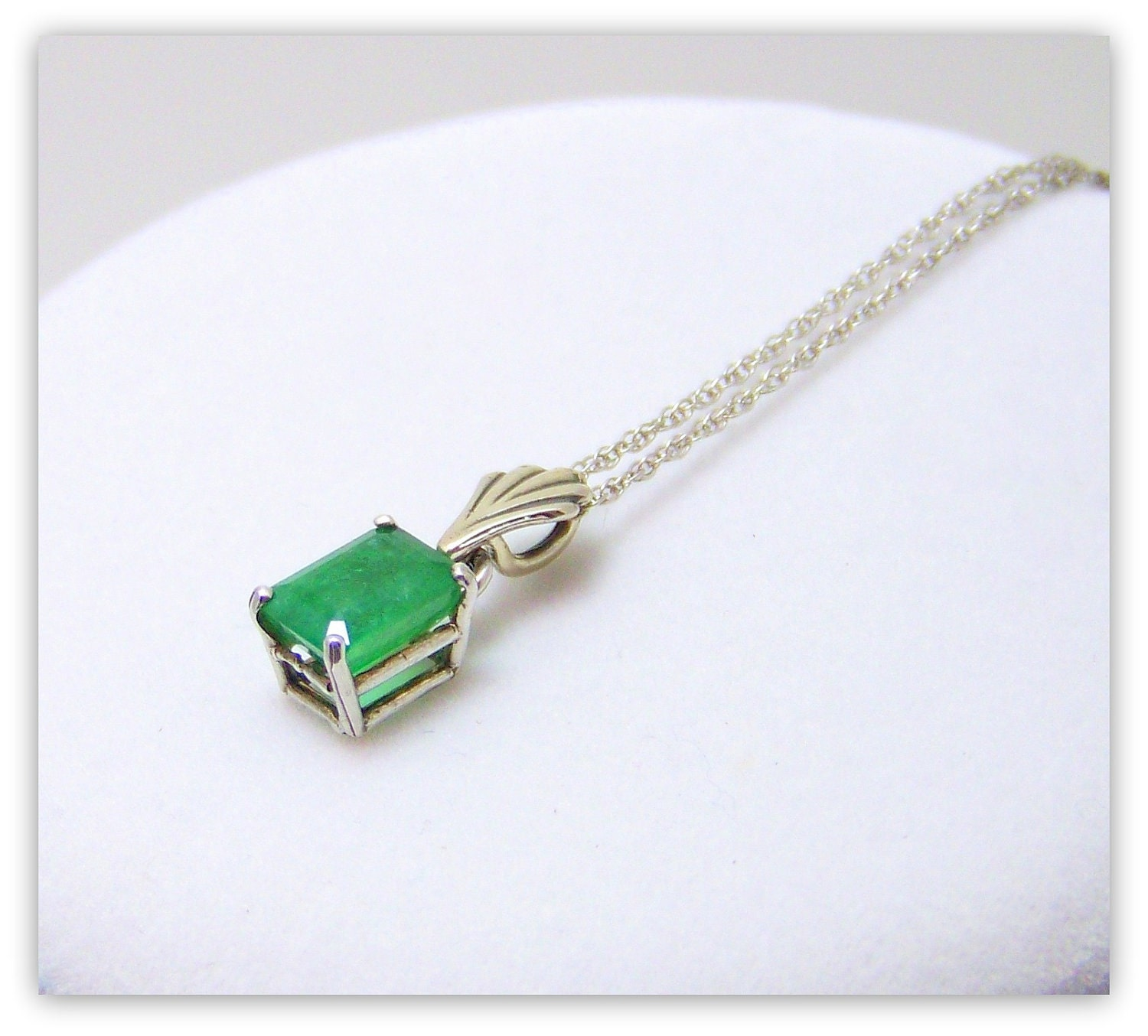 reserved for mjlane007 emerald necklace emerald jewelry