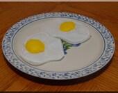 Felt Fried Eggs