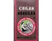50 Organ Needle HAx130EBBR HAx130EB EMB6 PR-600C 75/11